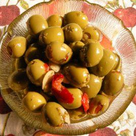 Olive Consate 1 Kg a Casa Tua